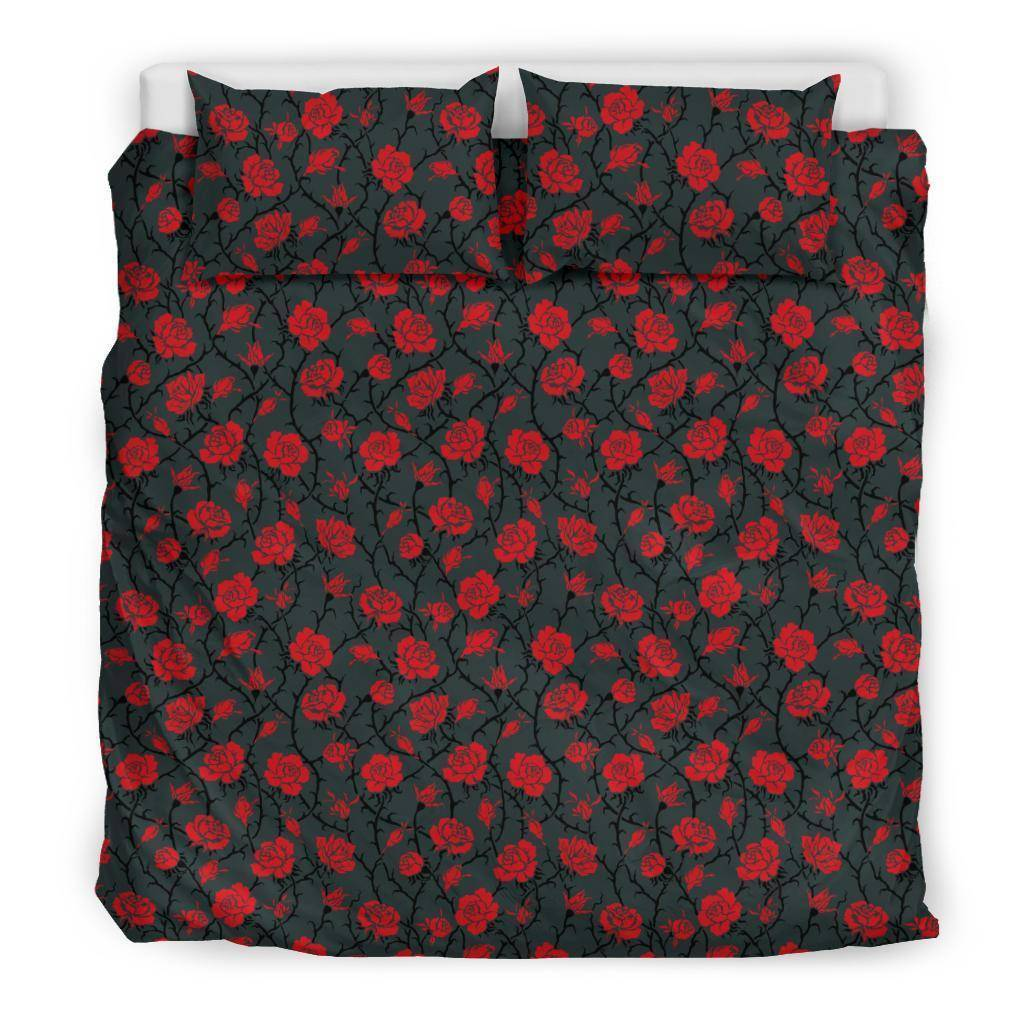 Red Roses Bedding