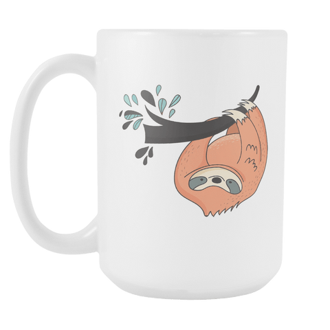 Image of Sloth Coffee Mugs Set 1 Drinkware
