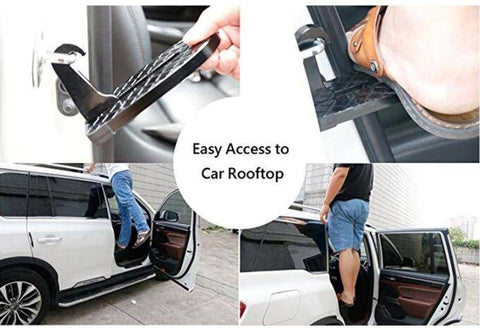 Image of Car Door Latch Step | Easy Access To Your Roof Roof Racks & Boxes