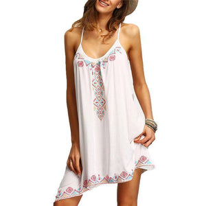 Gorgeous Boho Summer Dress Dresses