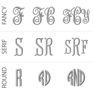 Monogramed Gloves | Personalized For You Monogrammed Personalized Products