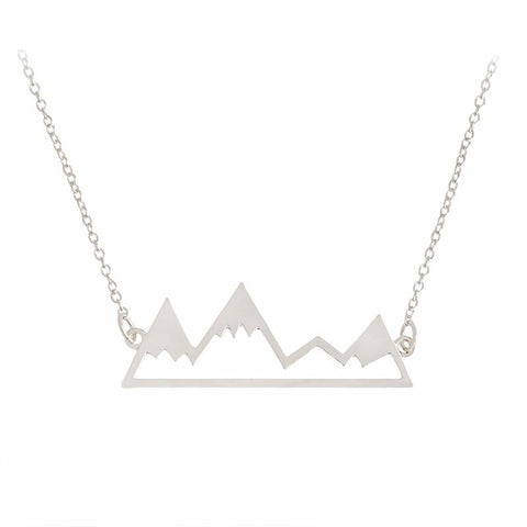 Image of The Mountains 1 Silver