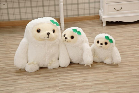 Image of Cute Sloth Plush Toy Stuffed & Plush Animals