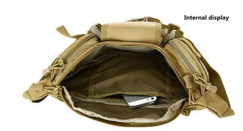 Image of Outdoor Waist or Shoulder Carry Bag Outdoor Bags