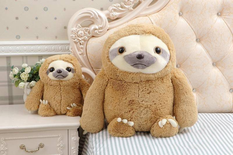 Cute Sloth Plush Toy