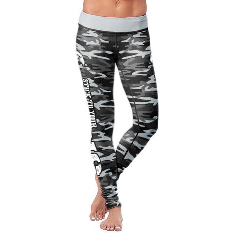 American Patriot Black Camo Leggings Leggings