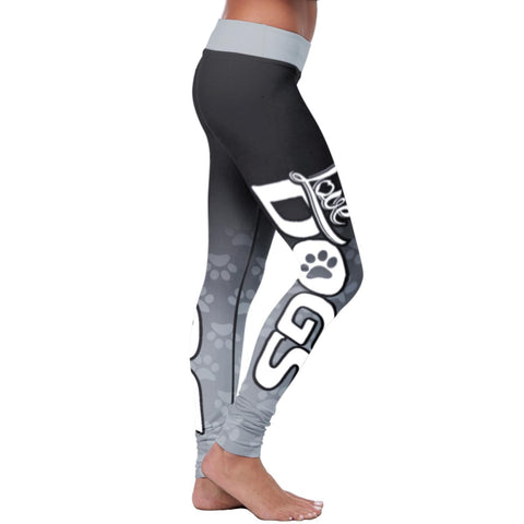 Image of Dog Leggings Leggings