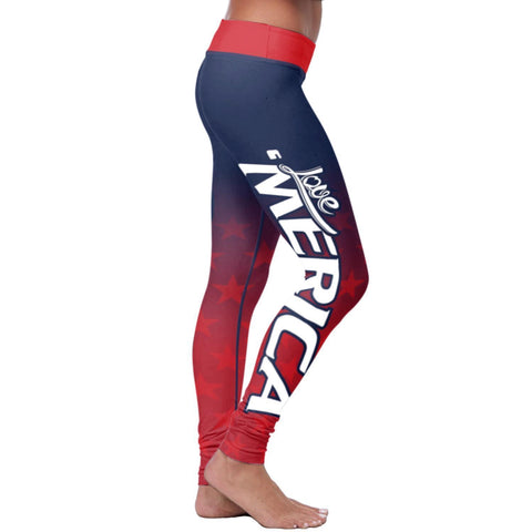 Image of Merica Classic Leggings Leggings
