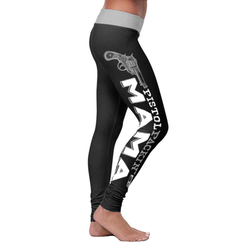 Pistol Packin Mama Leggings