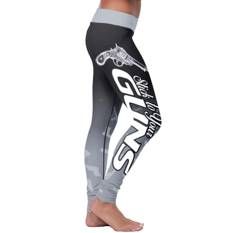 Stick To Your Guns Leggings