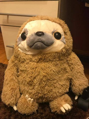 Image of Cute Sloth Plush Toy