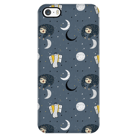 Space Sloth Phone Case Phone Cases iPhone 5/5s