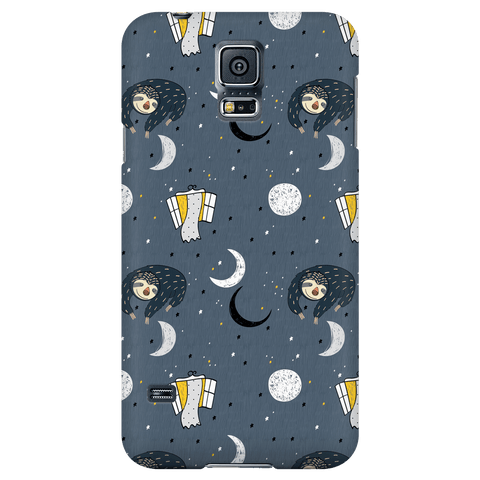 Space Sloth Phone Case