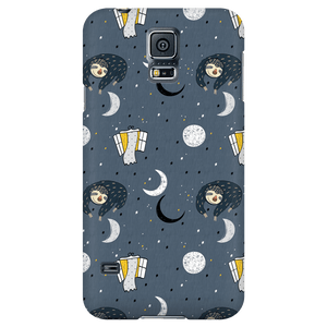 Space Sloth Phone Case Phone Cases Galaxy S5