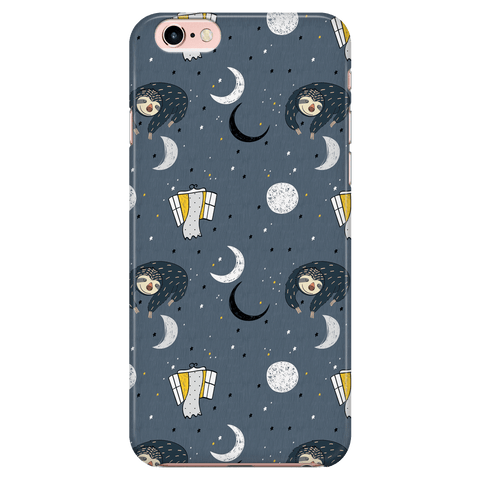 Image of Space Sloth Phone Case Phone Cases iPhone 6/6s