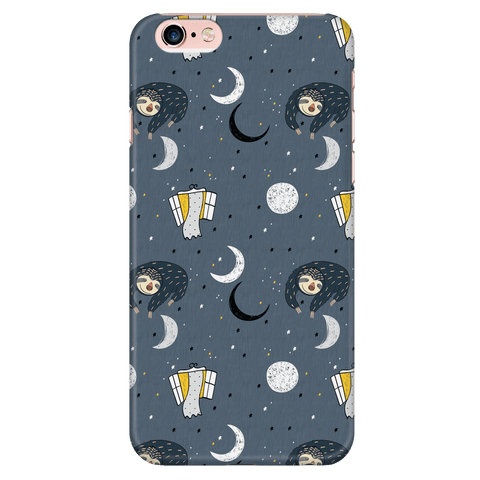 Image of Space Sloth Phone Case Phone Cases iPhone 6 Plus/6s Plus