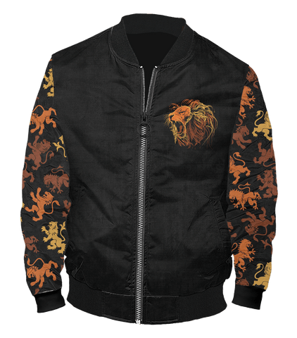 Image of Limited Edition - God's Not Dead - Bomber Jacket