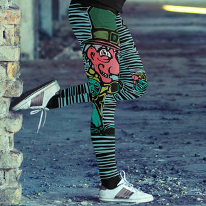 We're All Mad! Wonder Collection Leggings Leggings