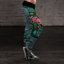 We're All Mad! Wonder Collection Leggings
