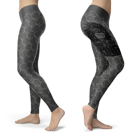Image of That's My King Leggings