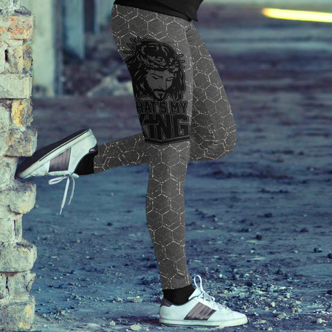 Image of That's My King Leggings Leggings
