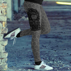 That's My King Leggings Leggings