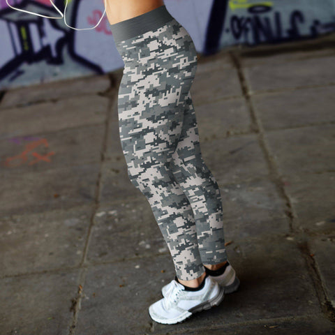 Digital Camo Leggings Leggings