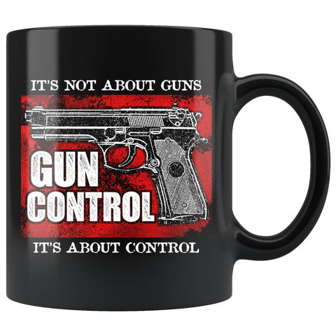 Image of Gun Control is About Control