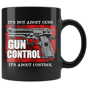 Gun Control is About Control