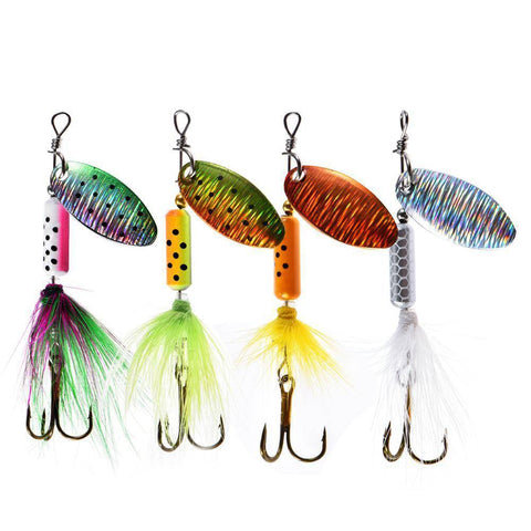 Image of Rooster Tail Trophy Spinners Fishing Lures