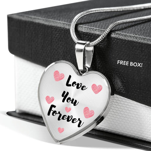 Love You Forever Jewelry