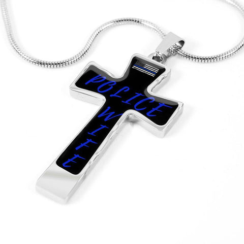 Image of Police Wife Cross