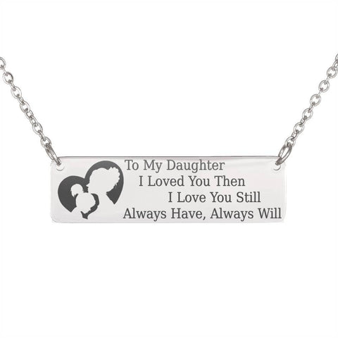 Image of To My Daughter | Keep Near Her Heart Jewelry