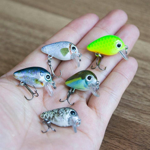 15 PCS  Crank Bait Set | Best Bass Fishing Lures