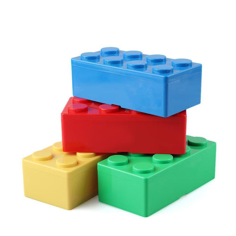 Image of Creative Building Block Storage Box Storage Boxes & Bins