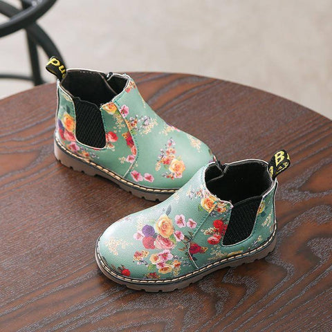 Image of Kid's Premium Eco Leather Boots Boots