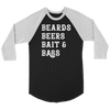 Beards Beers Bait and Bass - Another Great Fishing Day - Shirts and hoodies