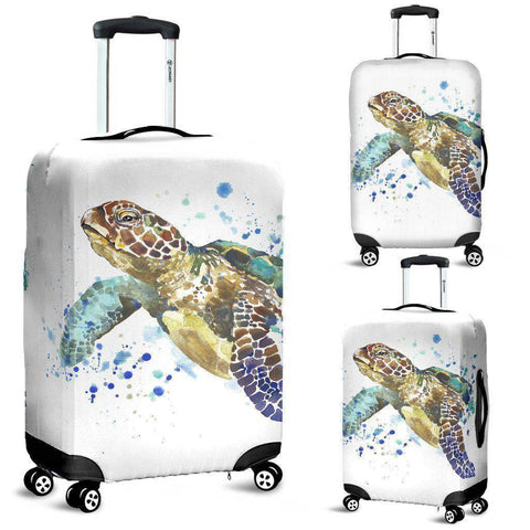 Epic Turtle Luggage Cover V1 Luggage Covers - Turtle 1 Small 18-22 in / 45-55 cm