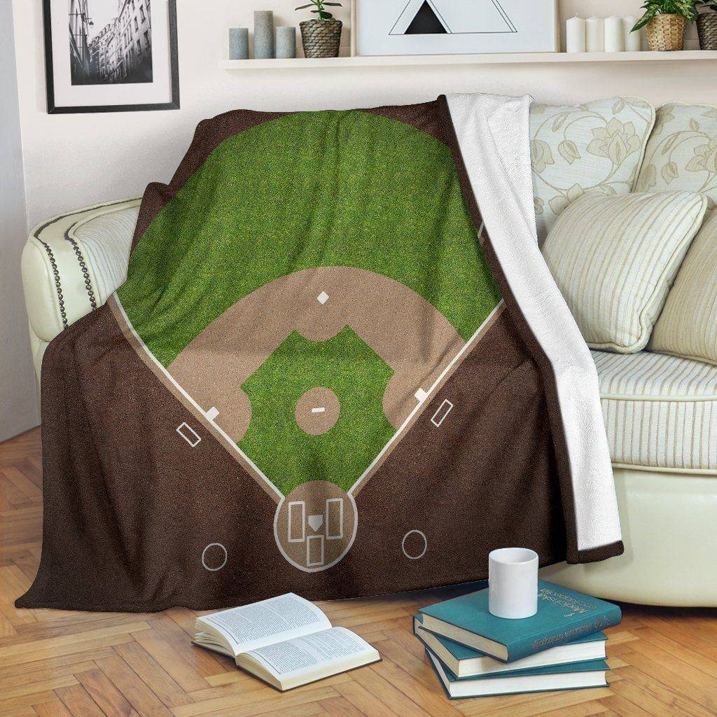 Baseball Lovers Blanket