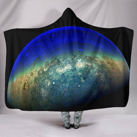 Image of Jupiter Hooded Blanket
