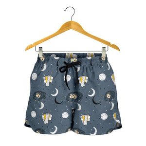 Sleeping Sloth Shorts shorts