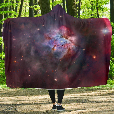 Image of Galaxy Hoodie Blanket V.3 Hooded Blanket