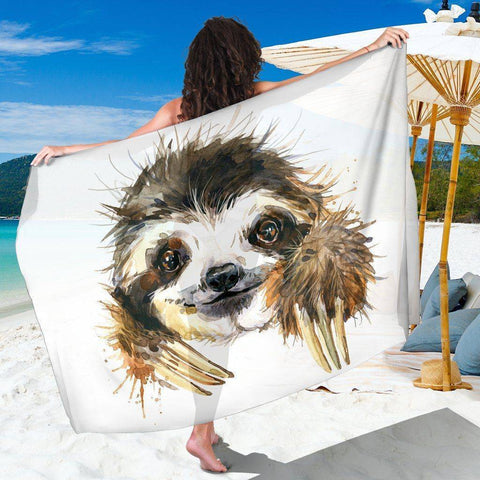 Image of Smiling Sloth