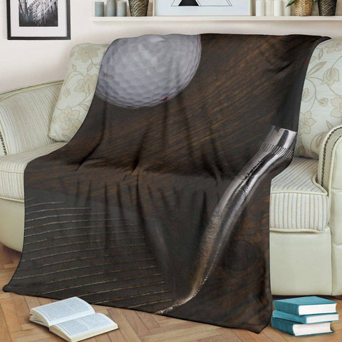 Image of Golf Lovers Blanket V2