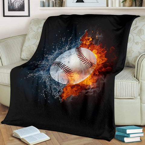 Image of Baseball Lovers Blanket