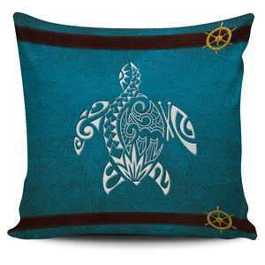 Awesome Sea Turtle - Pillow Covers