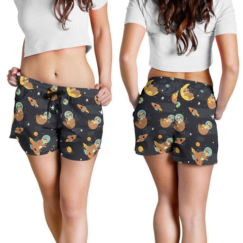 Space Sloth Shorts shorts