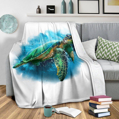 Image of Premium Turtle Blanket V.3