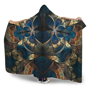Fractal Hooded Blanket V.1