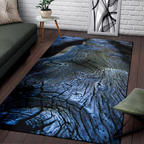 "Image of ""Weathered Wood"" Striking Area Rug Rugs"